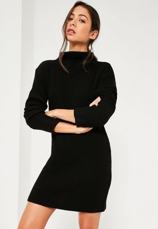 The essential secret weapon in a versatile wardrobe? bonprix's jumper dresses. Discover party-ready glamour with shimmering knits and bodycon silhouettes, channel professional chic in monochrome or perfect off-duty dressing with cosy turtlenecks and slouchy fits, perfect for wearing with boots or .