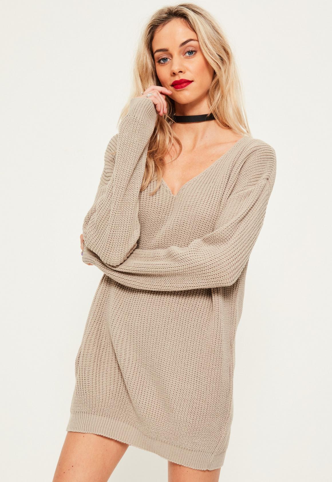 Robe pull longue ample