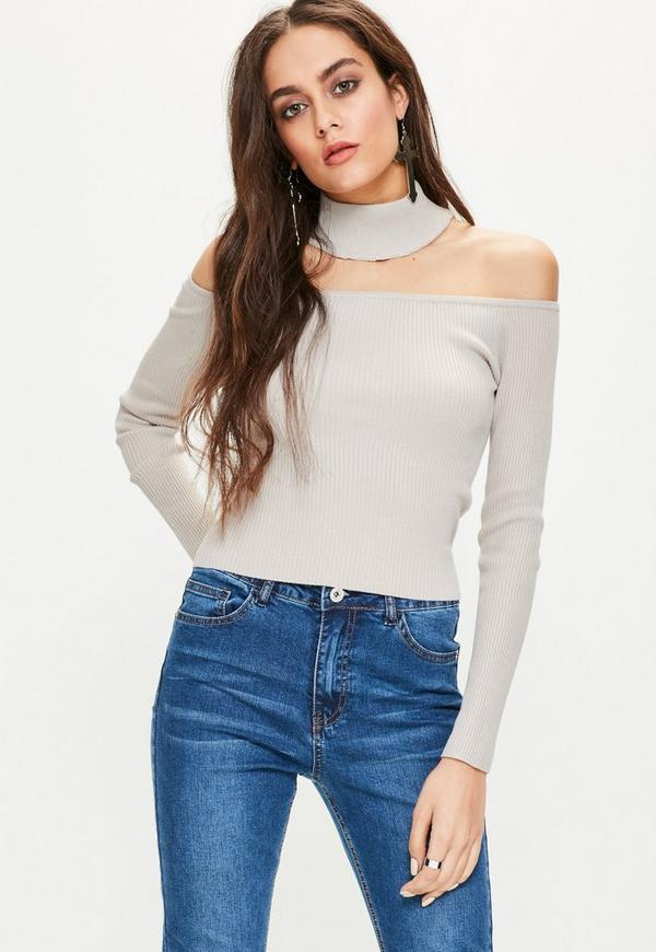 Crop it like it's hot and look totally bangin' in a Missguided cropped sweater. Whether you're teaming it up with a pair of high waist jeans, or a cute a-line number, we're willing to bet big money you'll look head-to-toe-woah whilst strutting down main street.