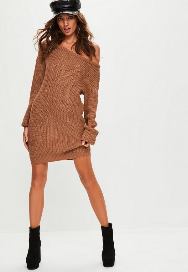 gorgeous brown off shoulder outfit head