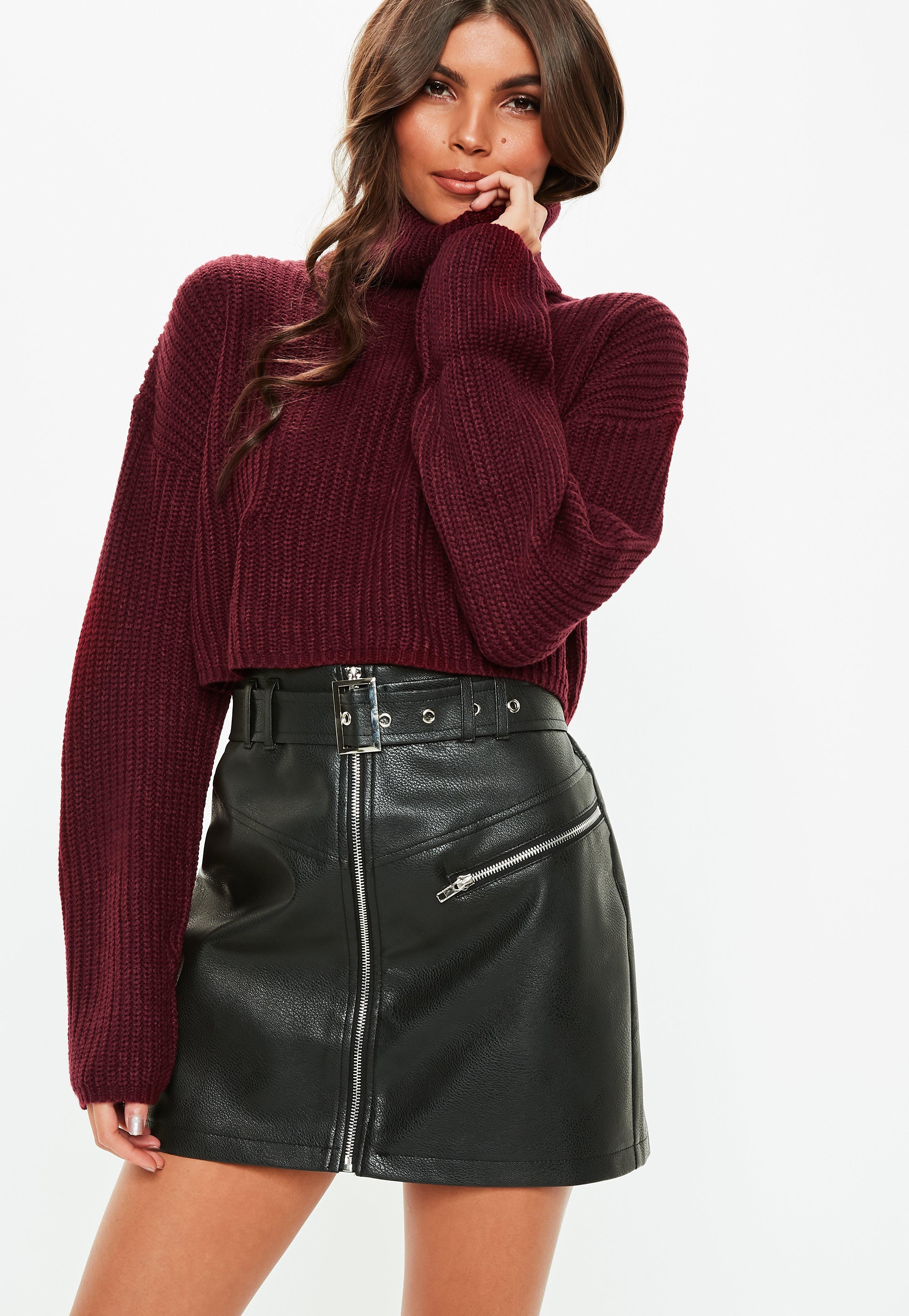 Cropped Sweaters  856e321b4