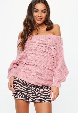 a9d4f5895daa Off the Shoulder Jumpers