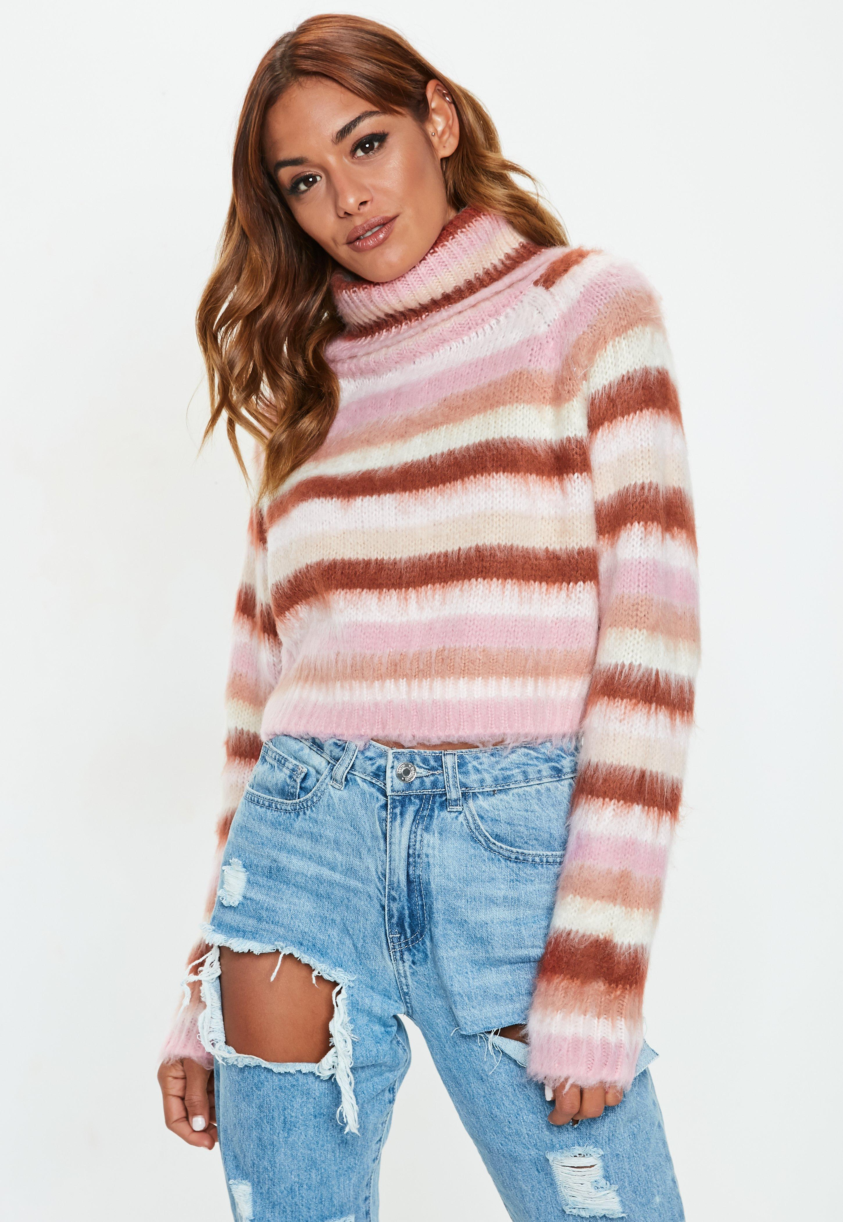 f80cdae9d20c5c Cropped Jumpers