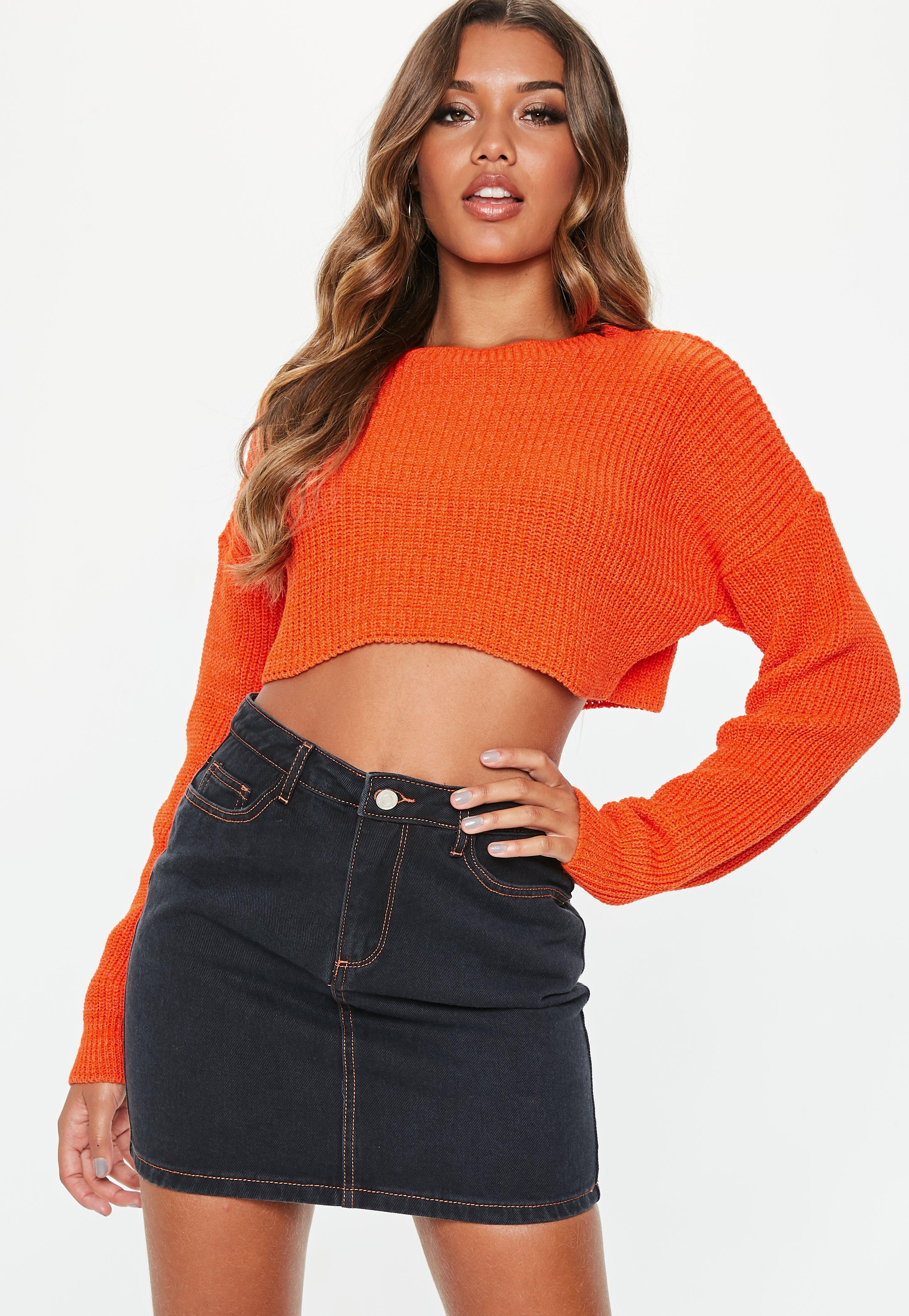 ccb06e4f64a9f Cropped Jumpers