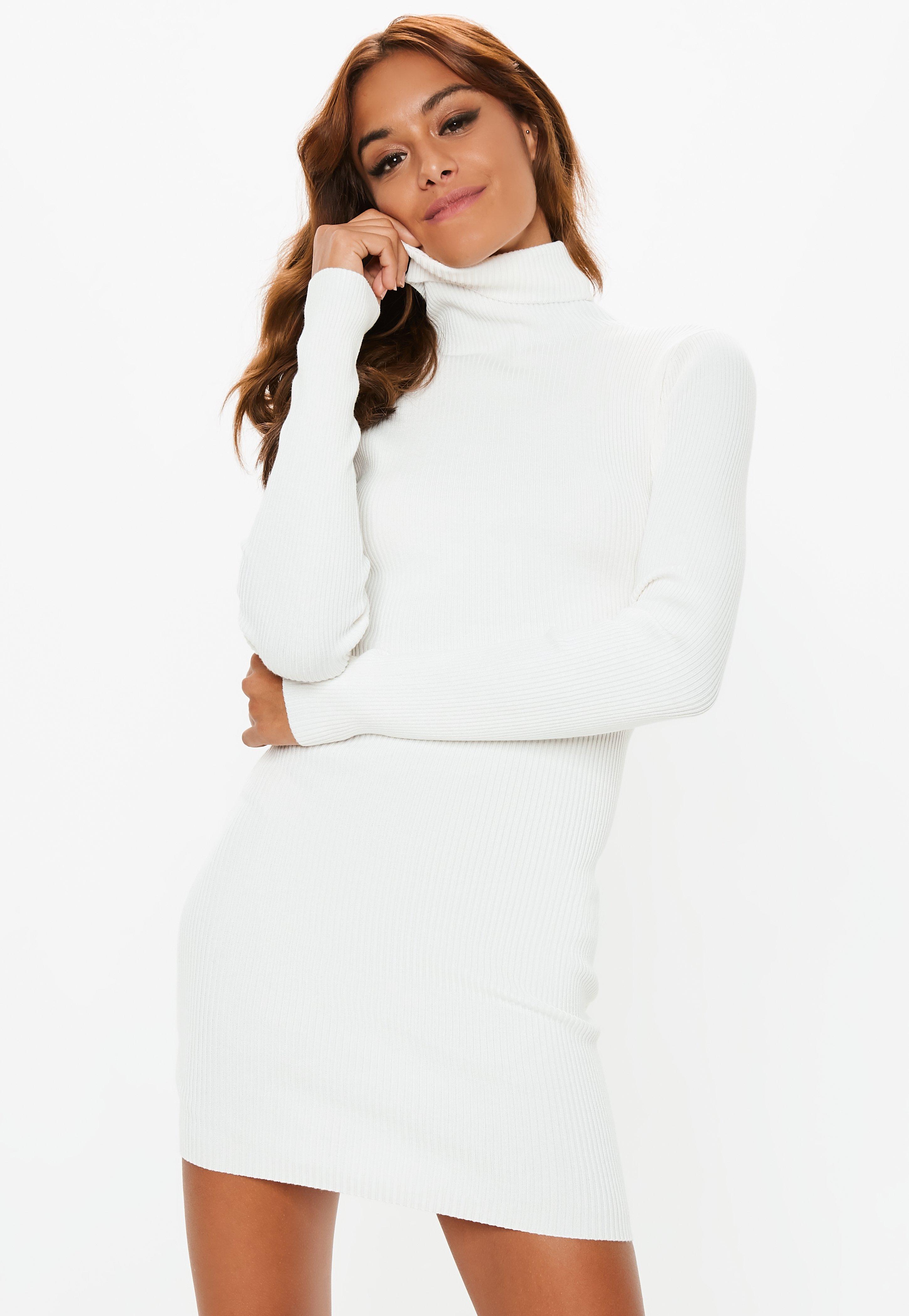 0427e5e2ec Sweater Dresses   Shop Sweatshirt Dresses – Missguided