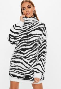 eb9374fadf Sand Rib Square Neck Knitted Bodycon Midi Dress