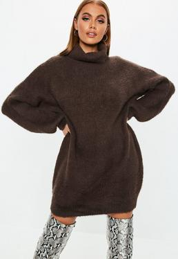 Roll Neck Jumpers b08d3a30b