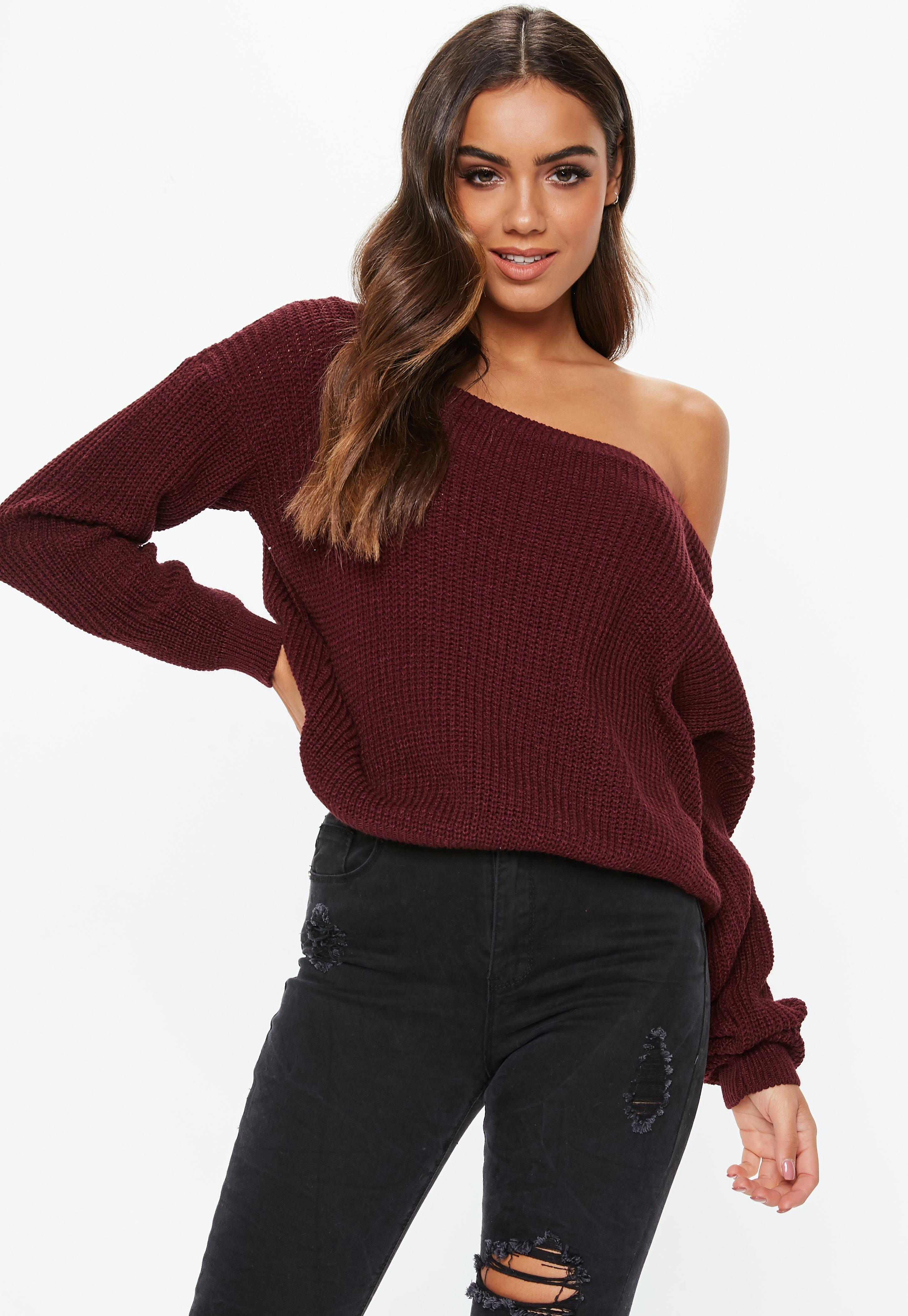 9d568805a Women s Sweaters - Oversized   Knitted Sweaters