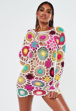 Crochet Dresses Missguided