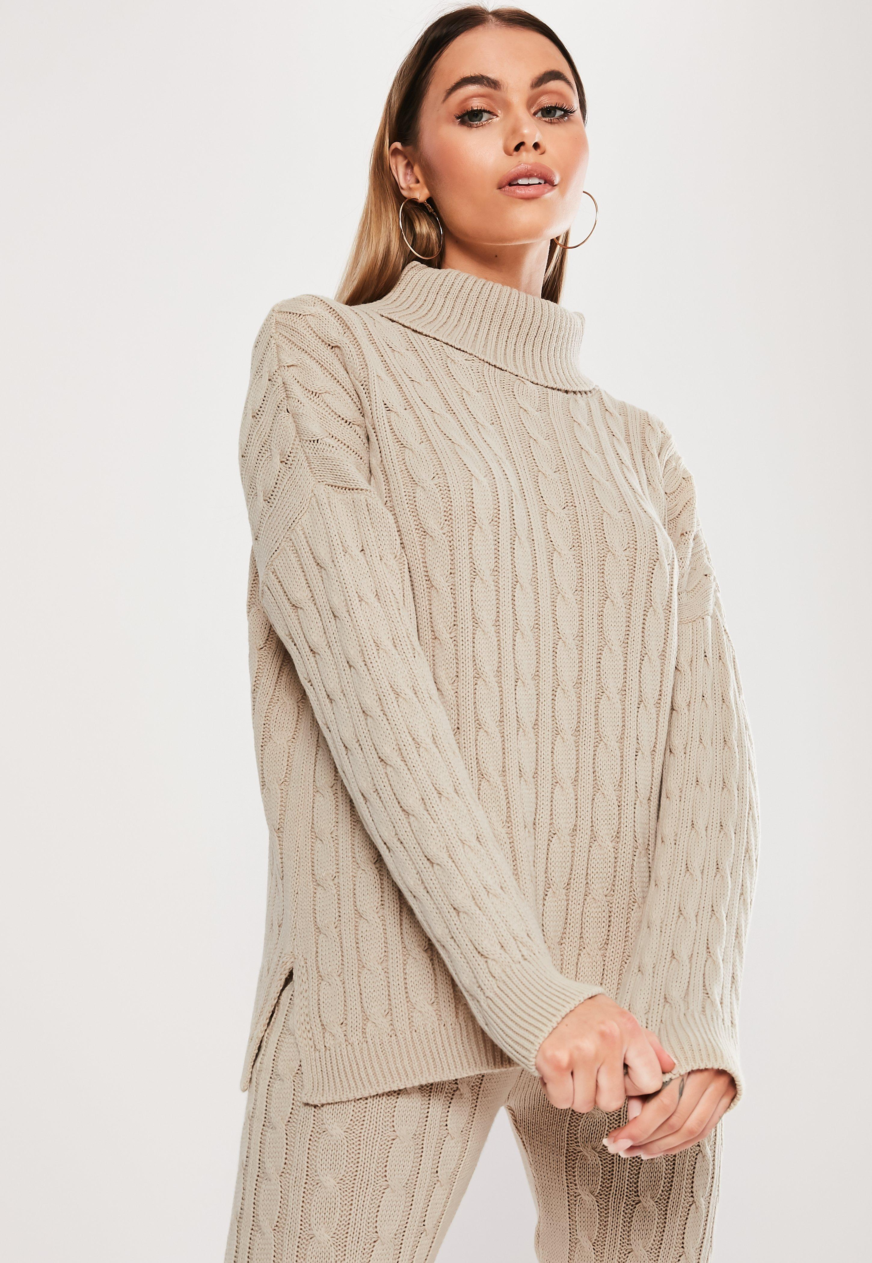 e10b1b15fe Women s Sweaters - Oversized   Knitted Sweaters