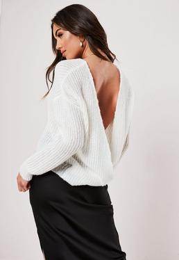 d51814b7e890b9 Off the Shoulder | One Shoulder Sweaters - Missguided