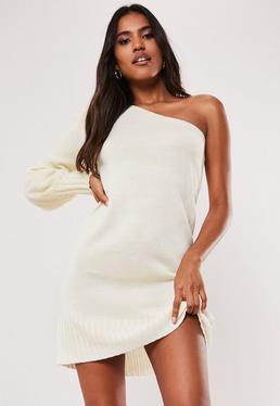 3ac29b4b53a Jumper Dresses | Shop Knitted Dresses - Missguided