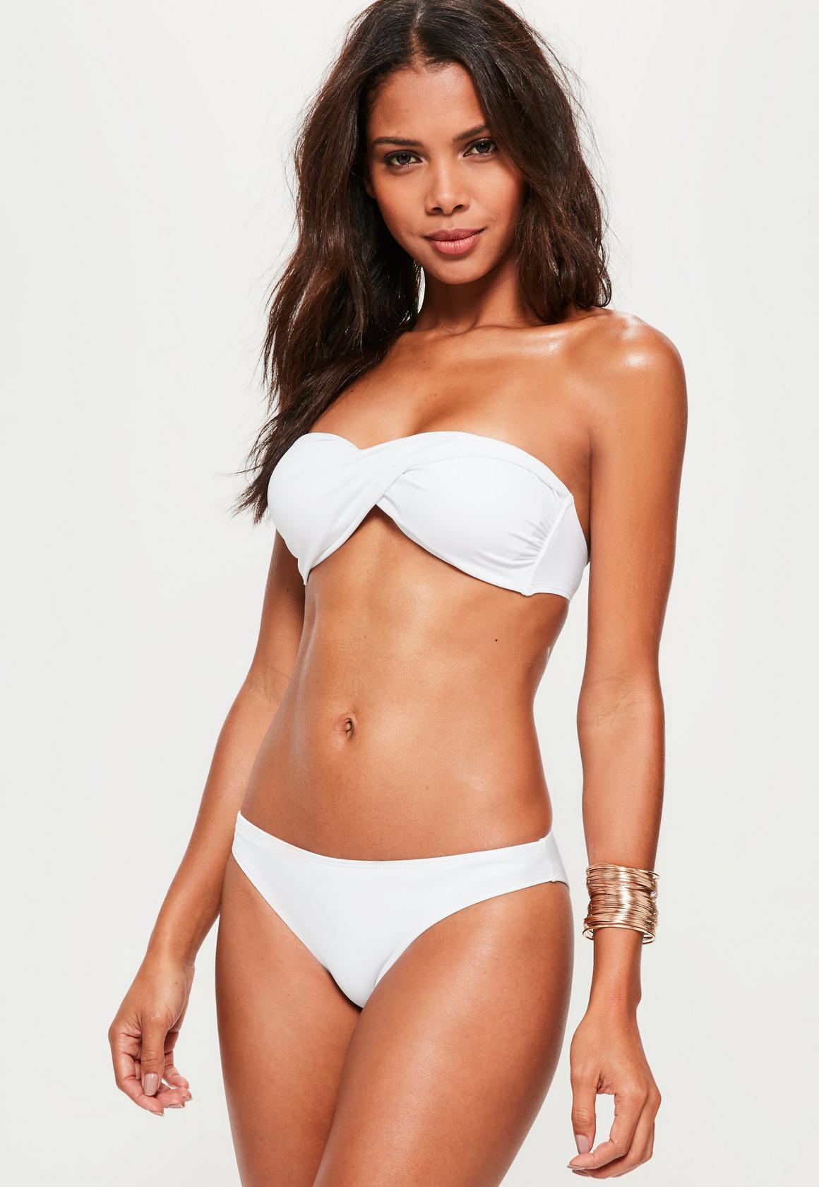 Cheap Bandeau Bikini