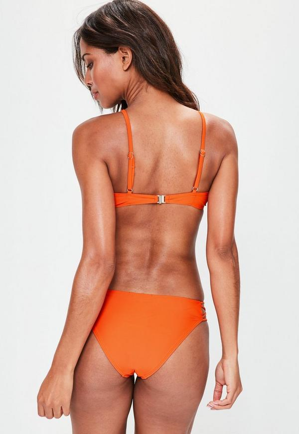 Shop for ORANGE M Fringed Bandeau Bikini Set online at $ and discover fashion at urgut.ga Cheapest and Latest women & men fashion site including categories such as dresses, shoes, bags and jewelry with free shipping all over the world.4/5(1).