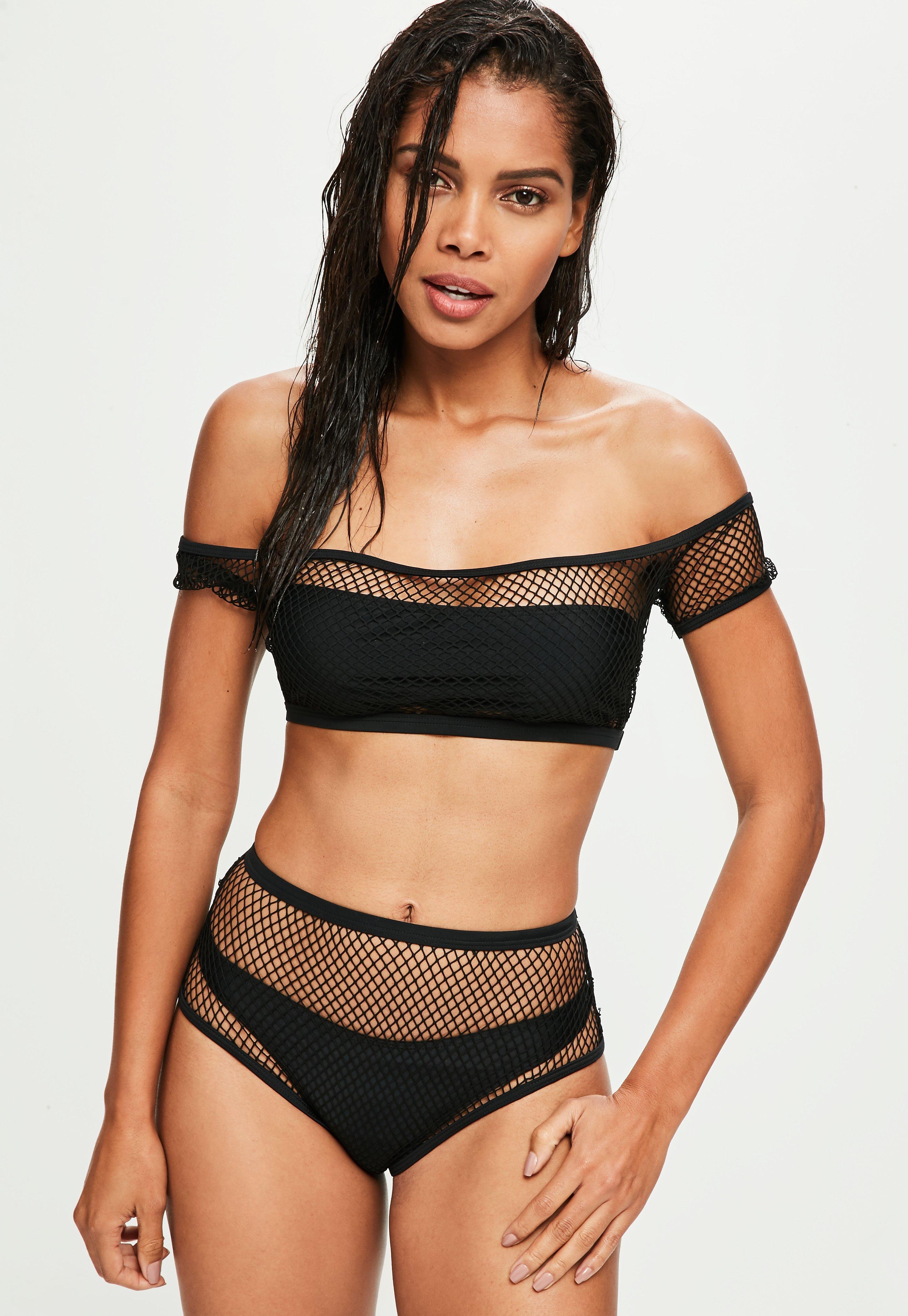 Fish Net Bikini