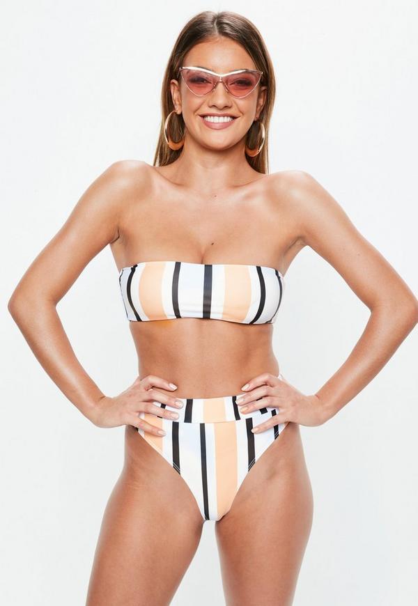 5224affca9a8f ... Bandeau Bikini Top Mix   Match. Previous Next