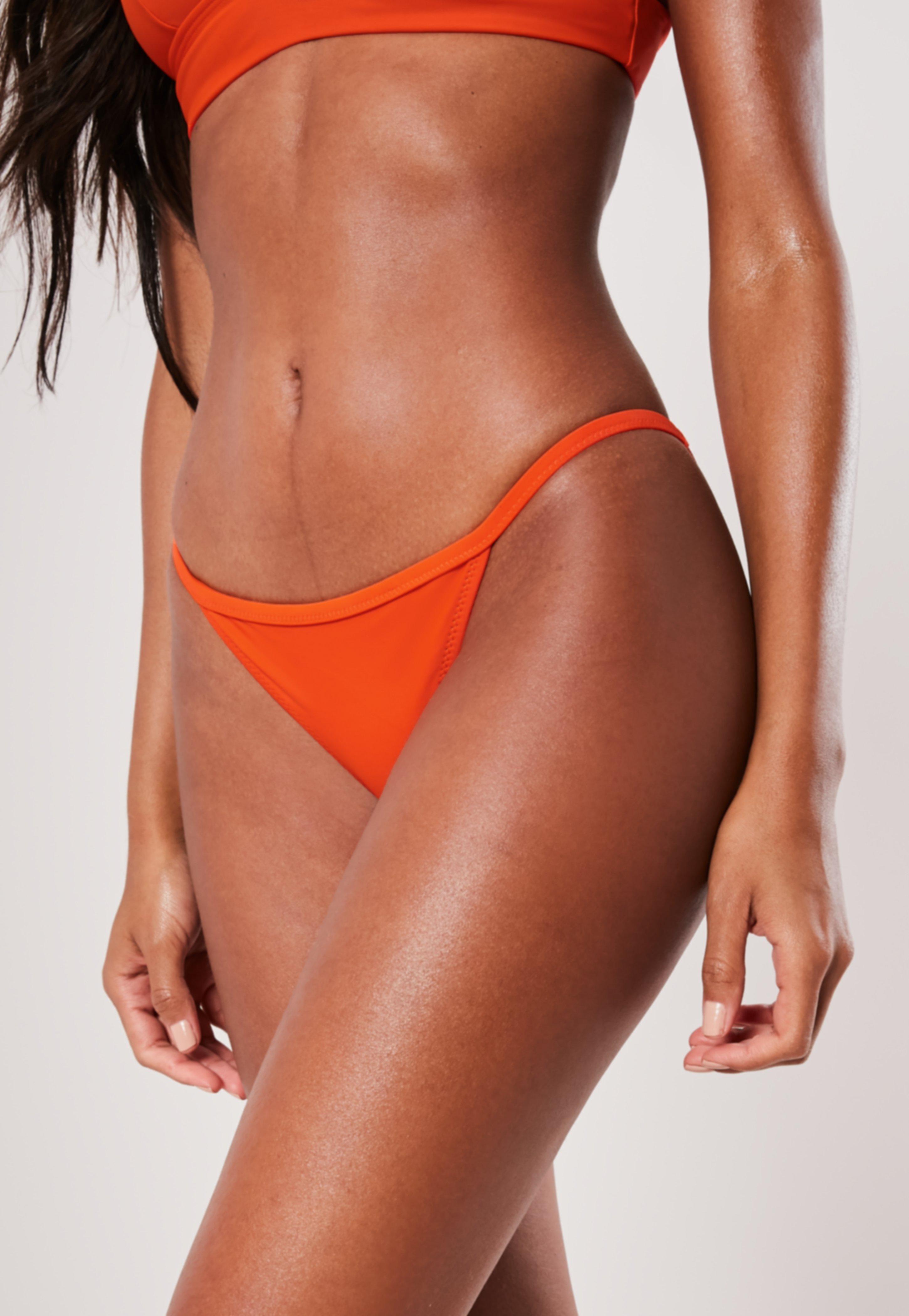 031eaa2a68 Orange Swimwear