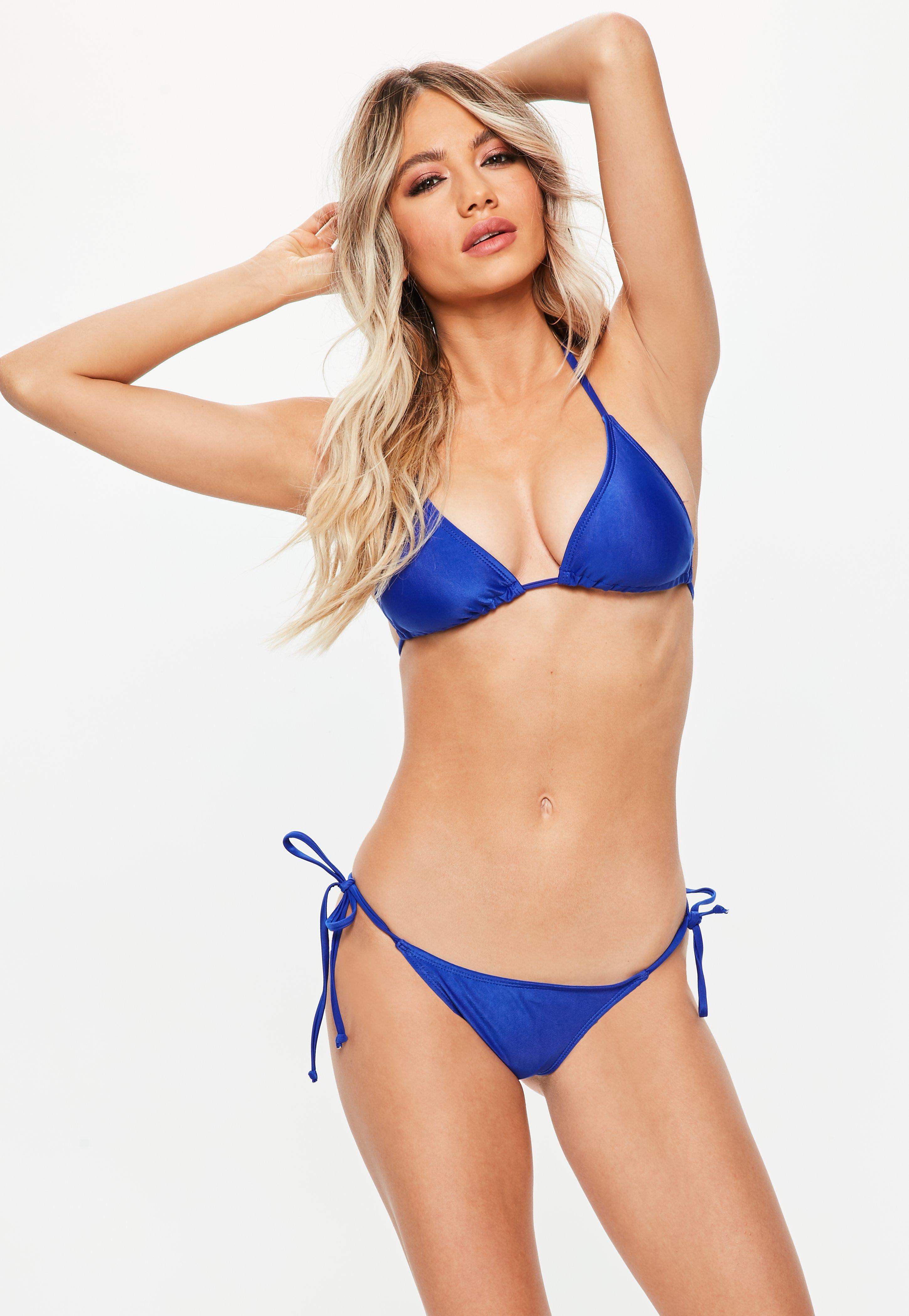 Blonde bikini shop