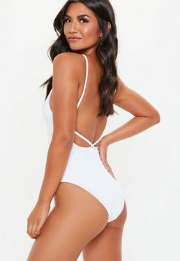 Swimsuits Womens Swimming Costumes Uk Missguided