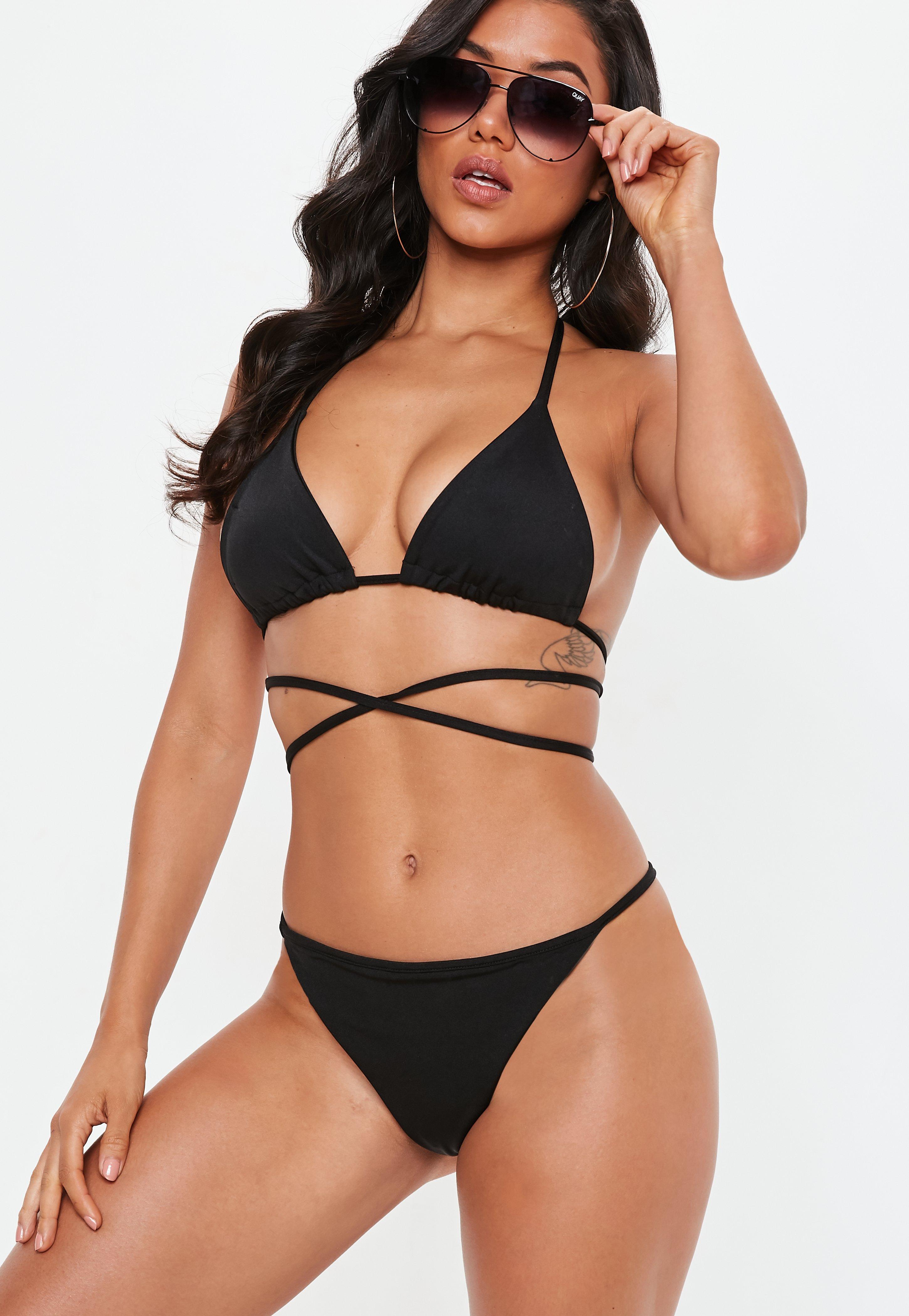 Nude colour bikini — photo 5