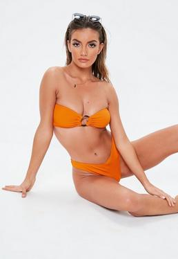 c0abe8525d Orange Swimwear | Orange Bikinis & Swimsuits - Missguided