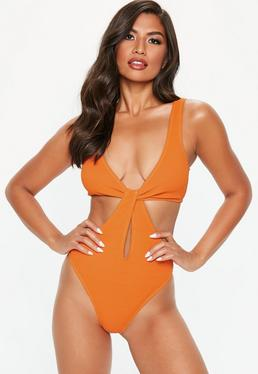 ce8558f555 Orange Swimsuits