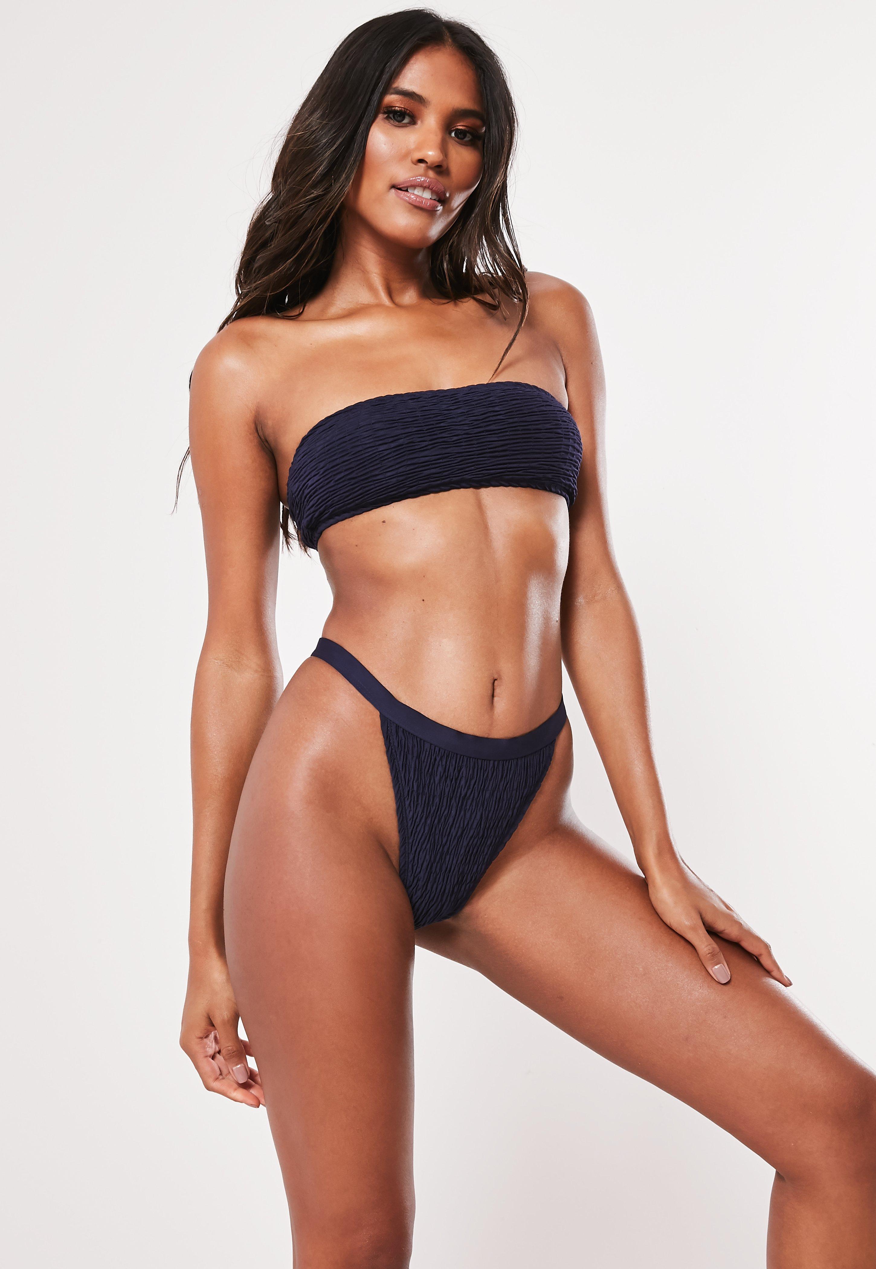 7b98818bc1edb Blue Swimwear