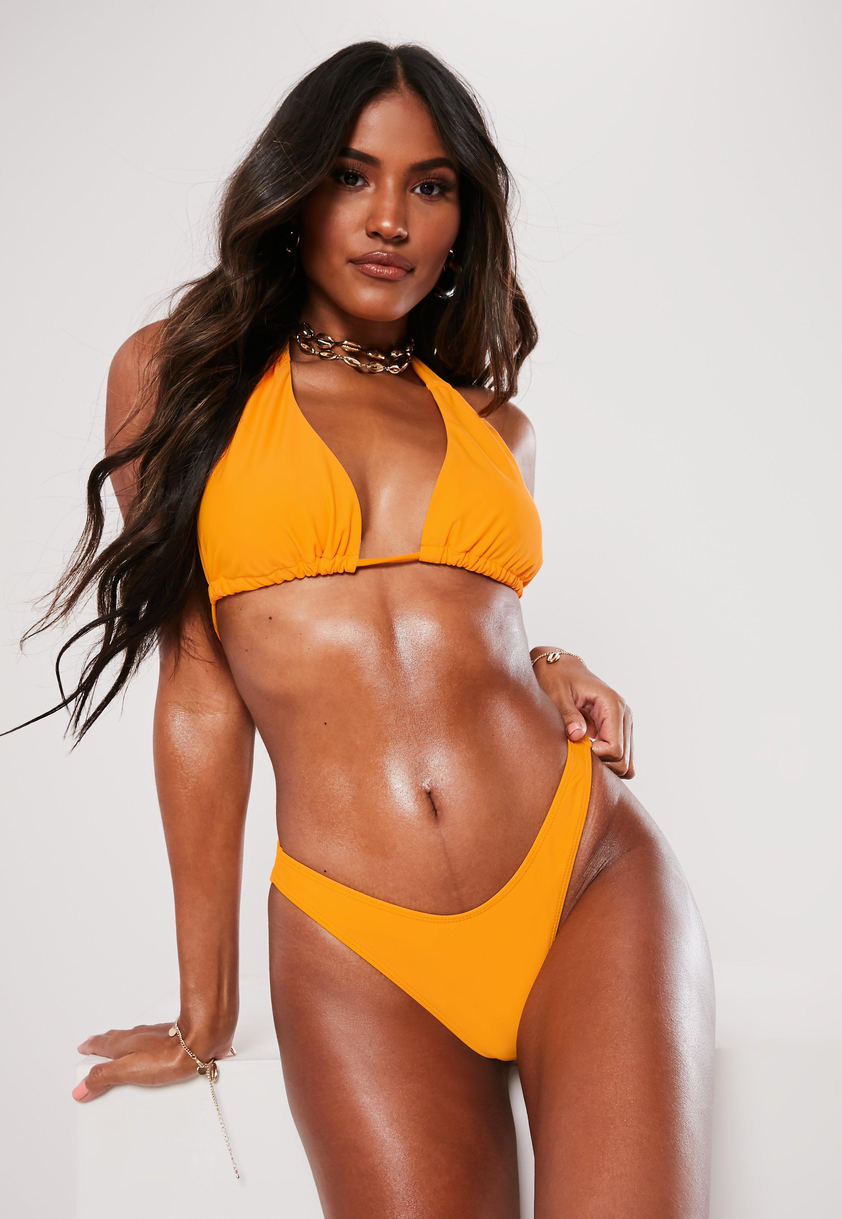 34a8a4e9f0 Triangle Bikinis   String Bikinis Online - Missguided