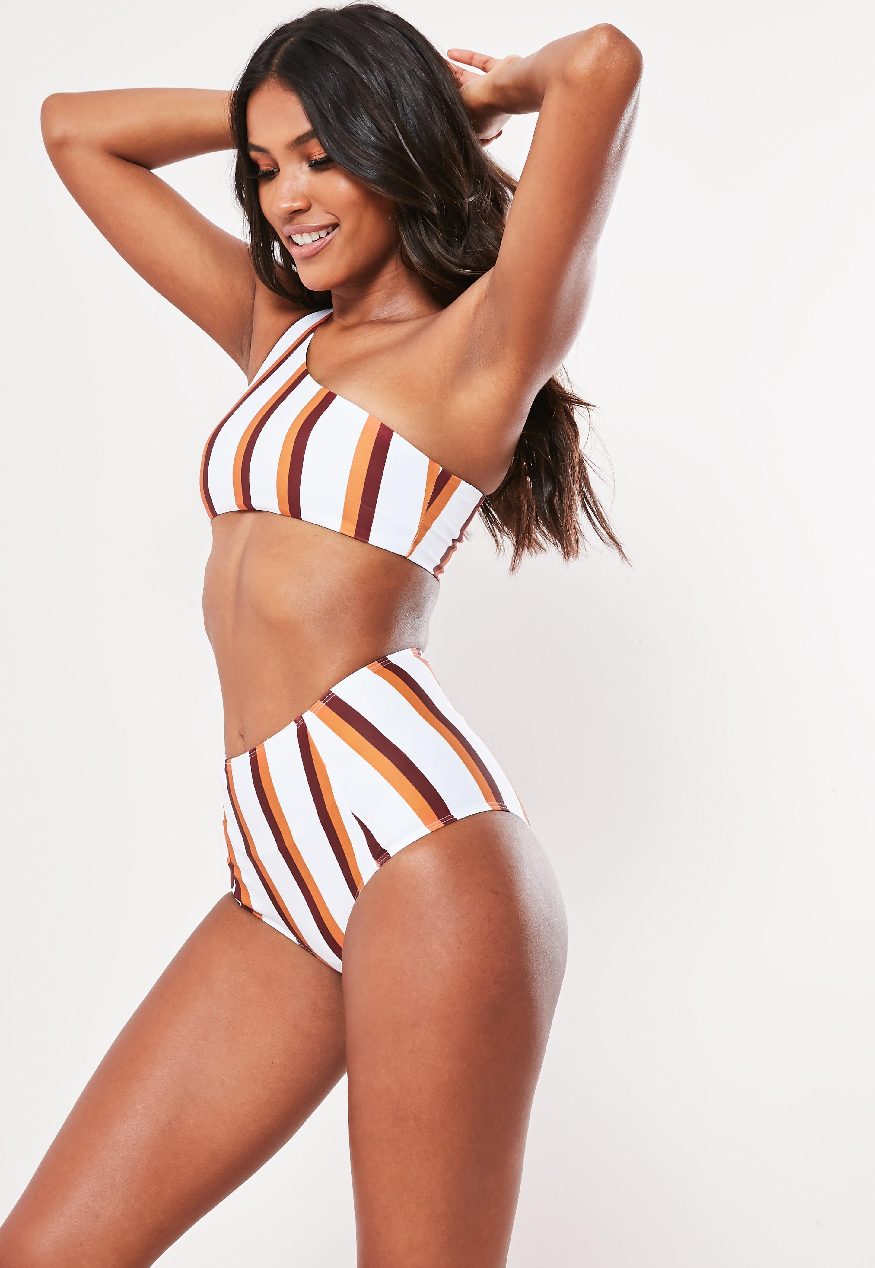 b6ce6e1e6c High Waisted Bikini | High Waisted Bikini Bottoms | Missguided
