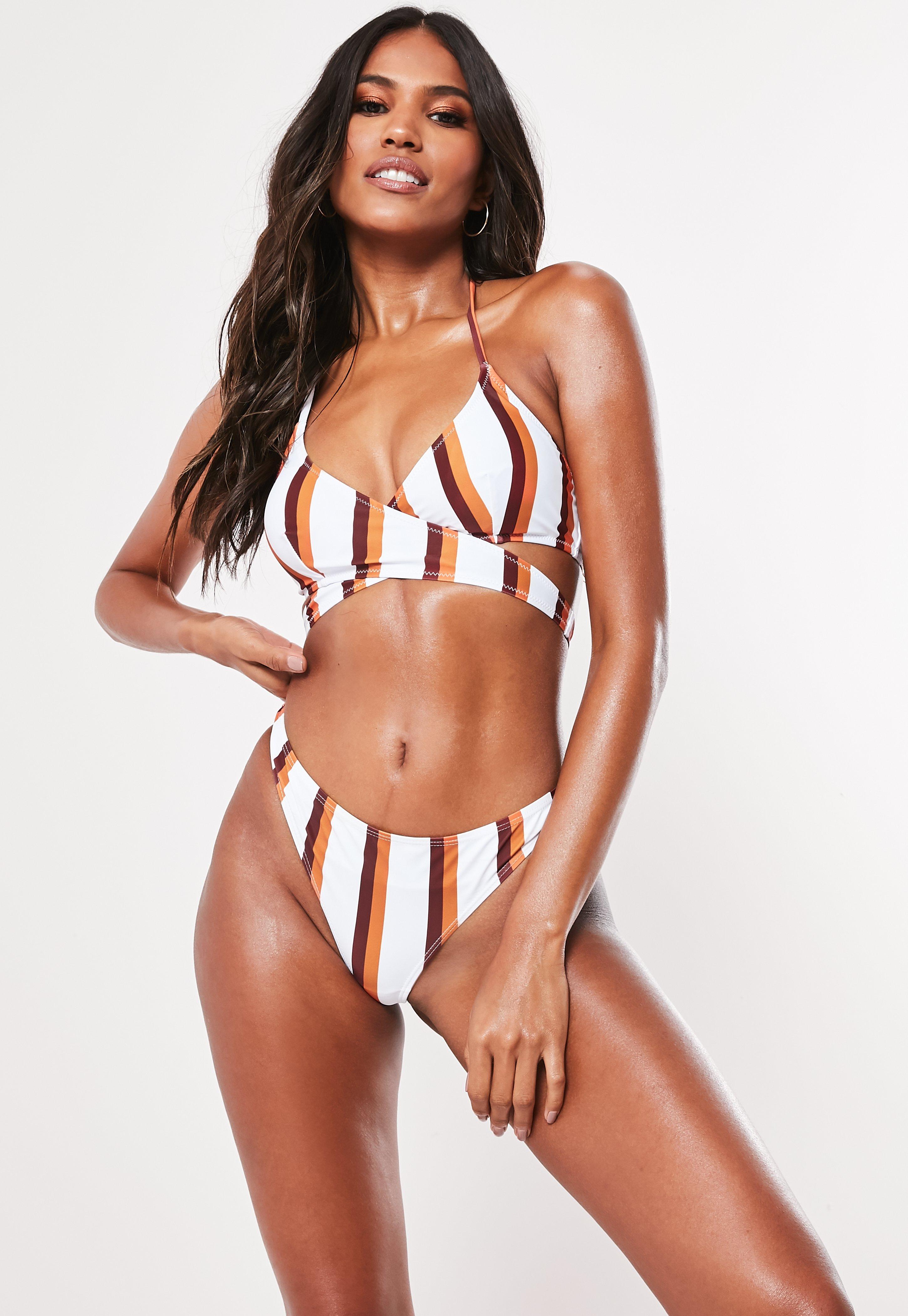 5d0b5bc9d4 Thong Bikinis | Cheeky Bikini Bottoms – Missguided