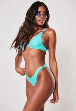 942949a4bf2 Blue Swimwear | Shop Blue Swimsuits & Biknis - Missguided