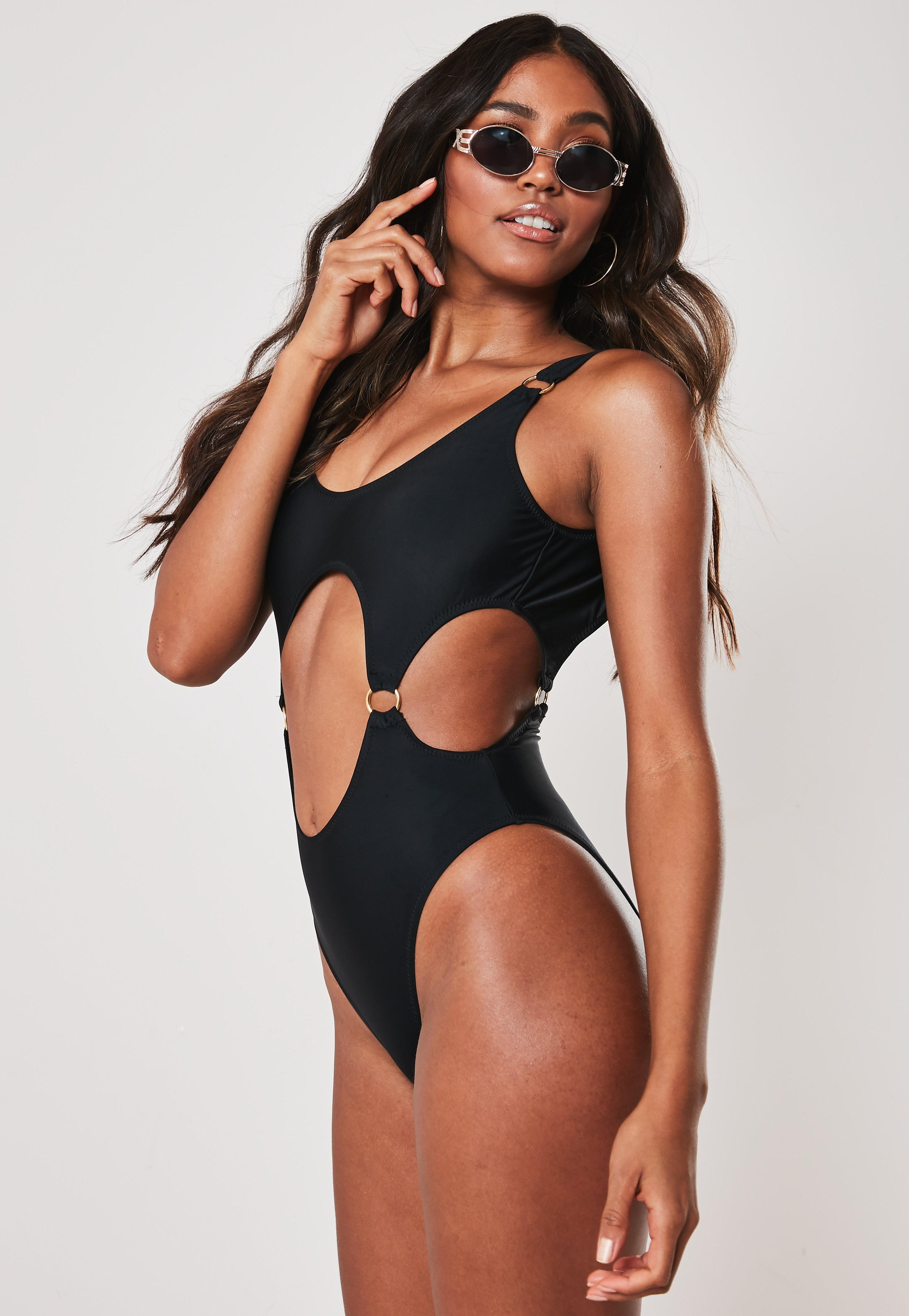 9bd1c446d One Piece Swimsuits - High Cut Bathing Suits