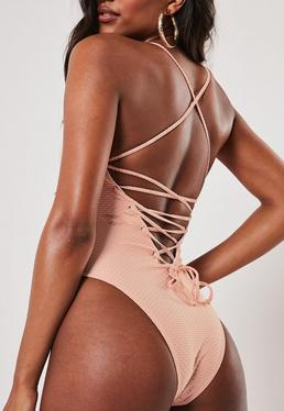ea8910a59ae Swimwear and Beachwear for Women - Missguided