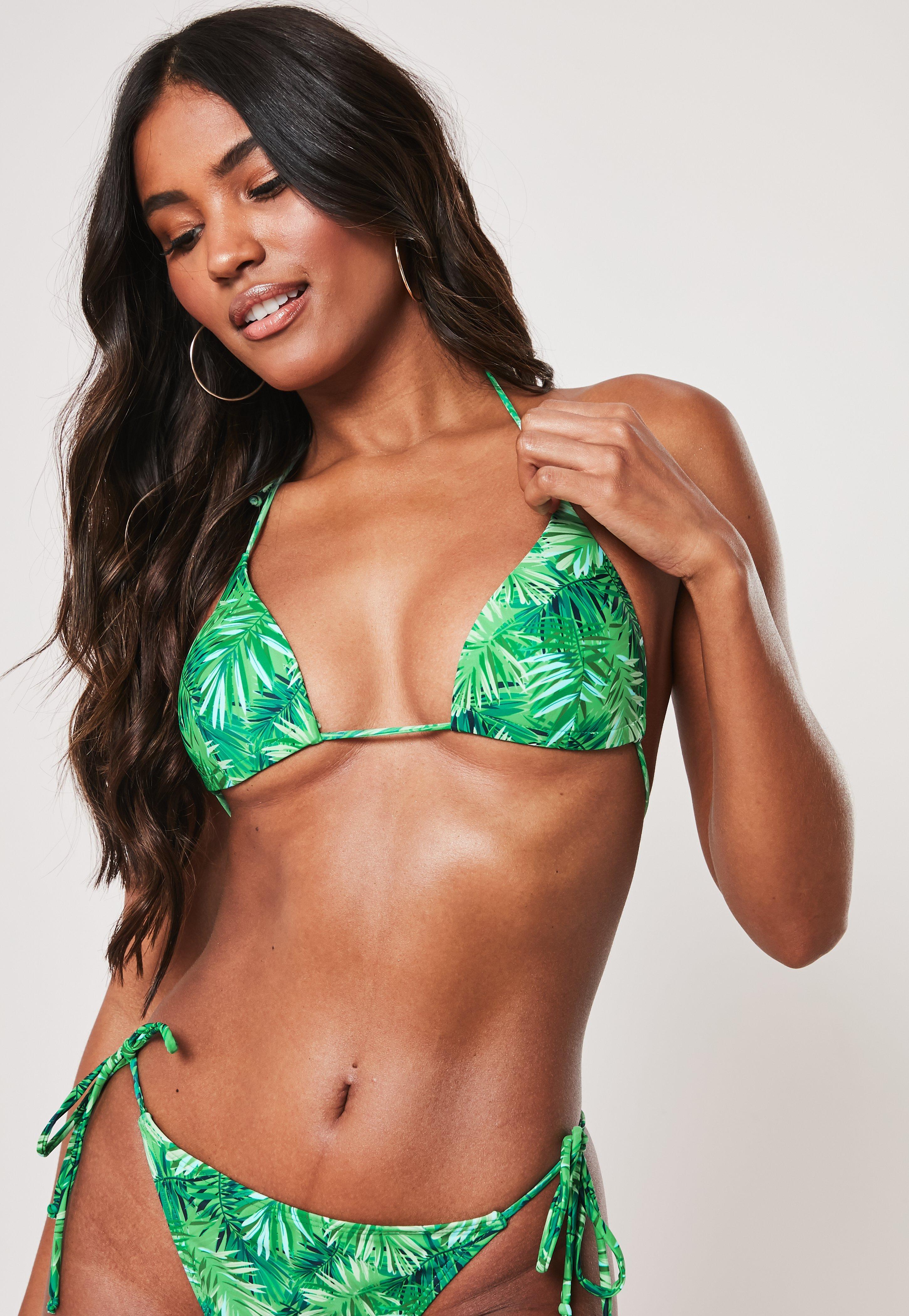 7009eb89569681 Trójkatne Bikini   trójkątne stroje kąpielowe - Missguided