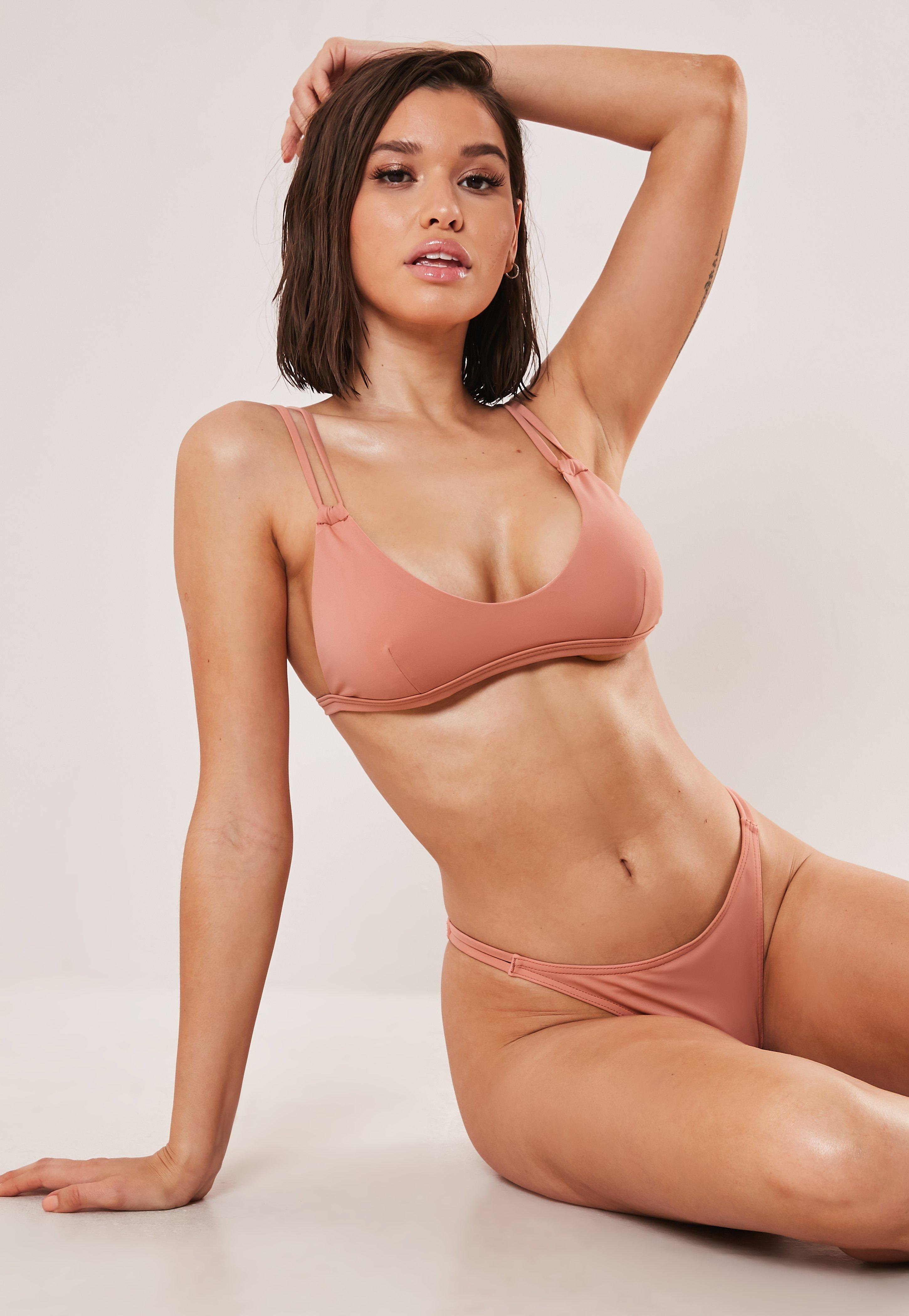 dec17614374 Swimsuits Women's - One & Two Piece Swimsuits - Missguided