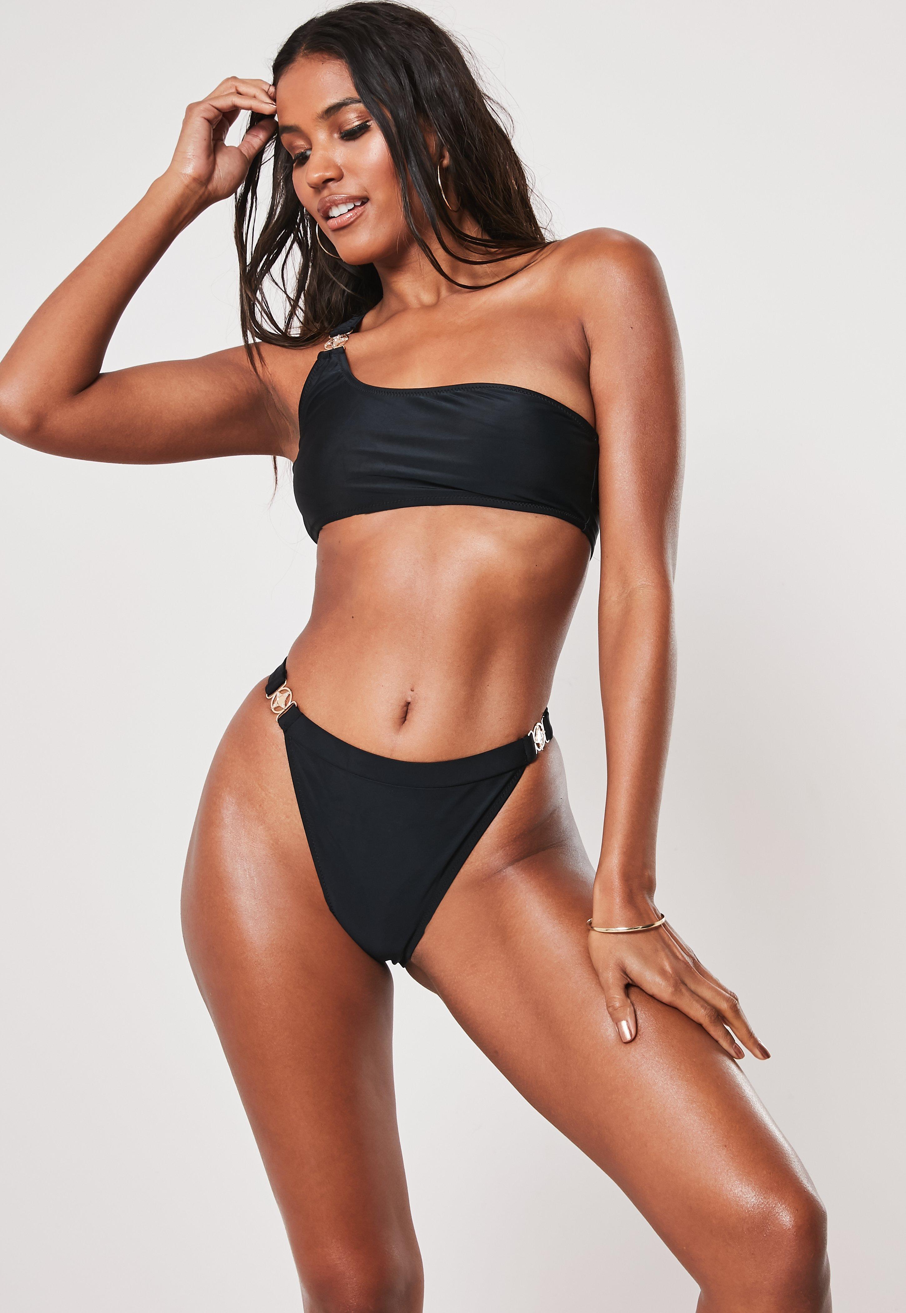 968246efe0 High Leg Bikinis & Swimsuits - Swimwear & Beachwear - Clothing