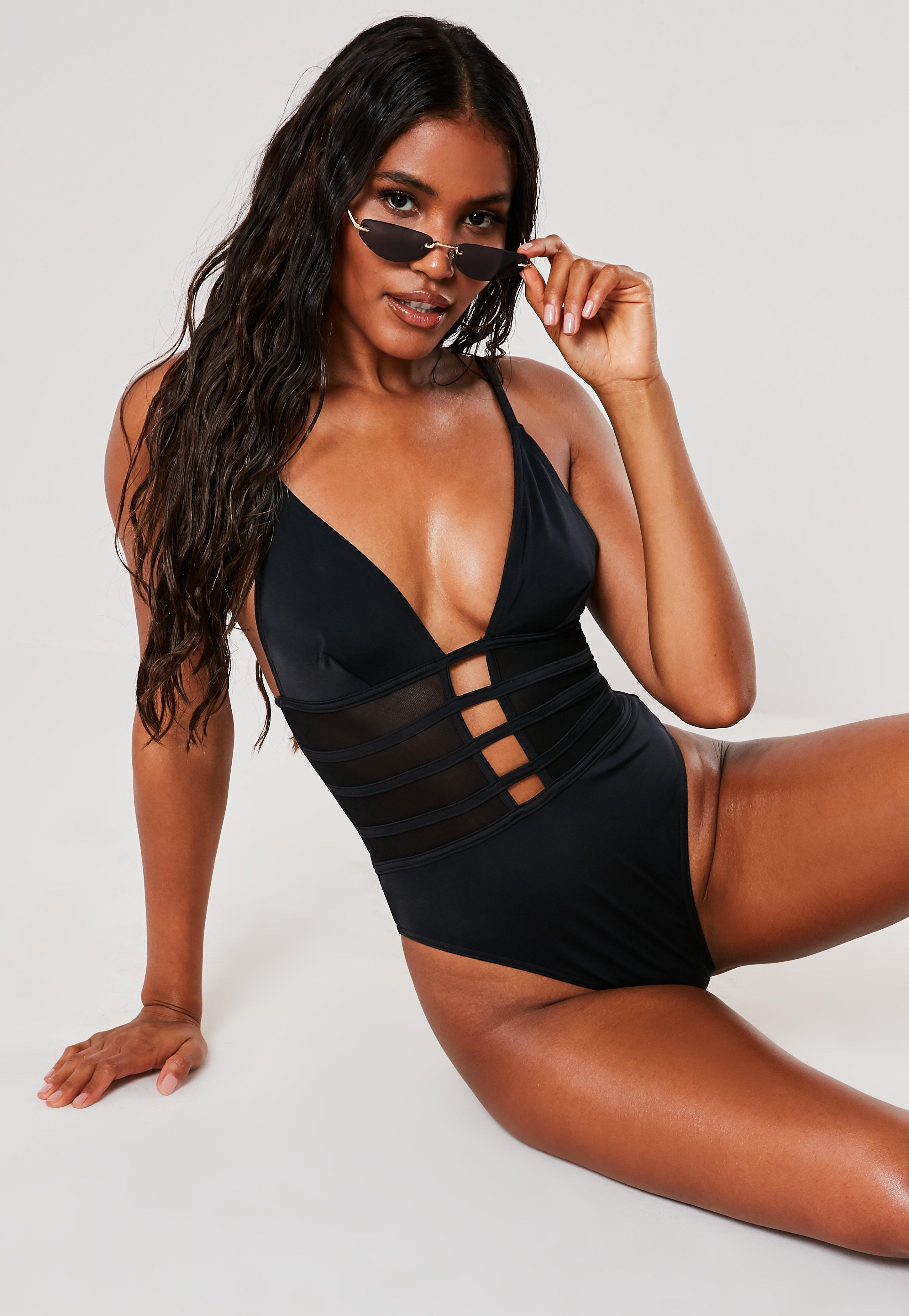 aa640c97f6f Swimsuits Women's - One & Two Piece Swimsuits - Missguided