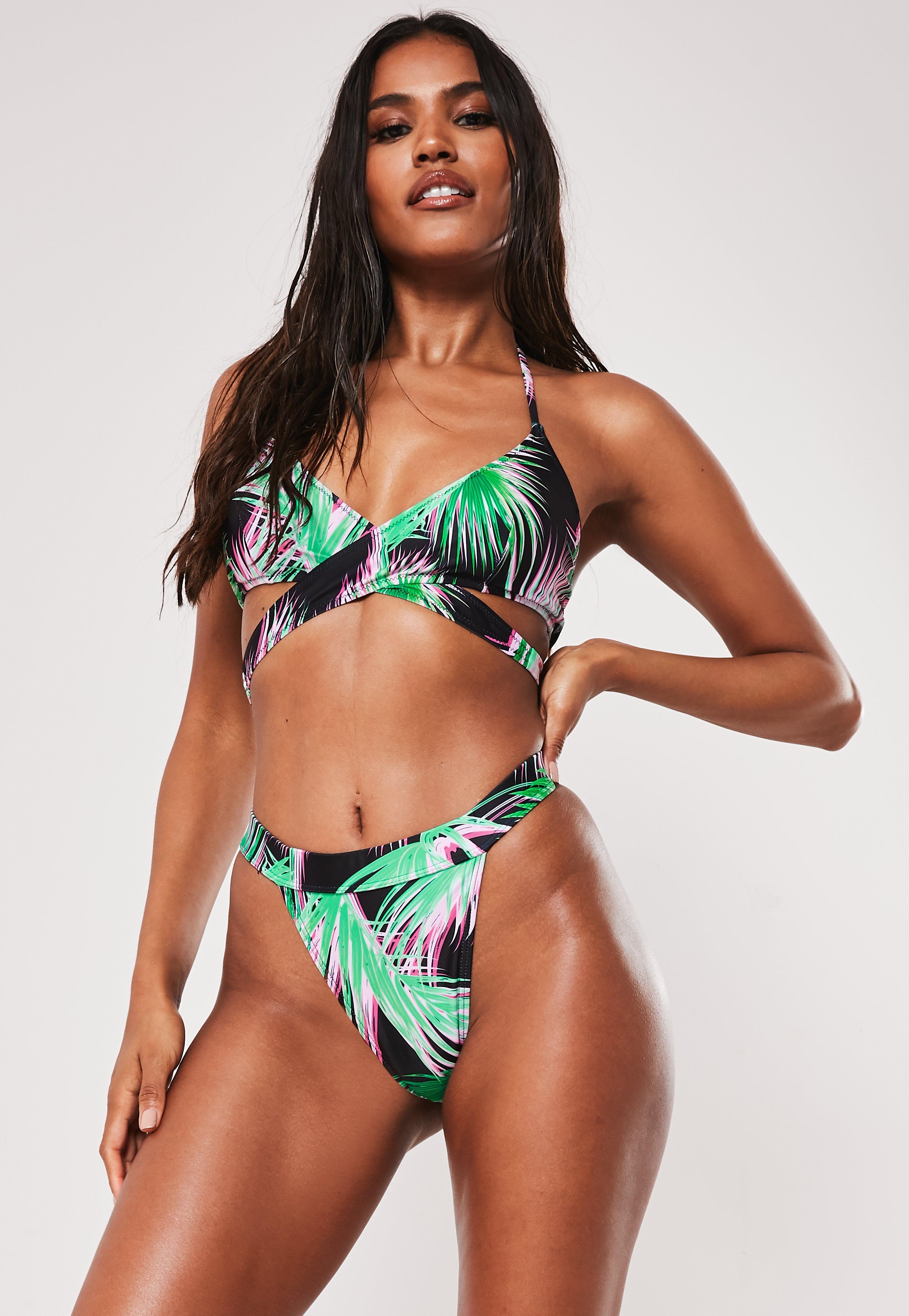36eb81ba3bd Black Swimwear | Black Bikinis & Swimsuits - Missguided