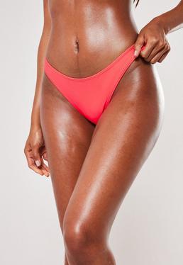 38dbfa506f8b High Cut Swimsuits - High Leg Bikini Bottoms | Missguided