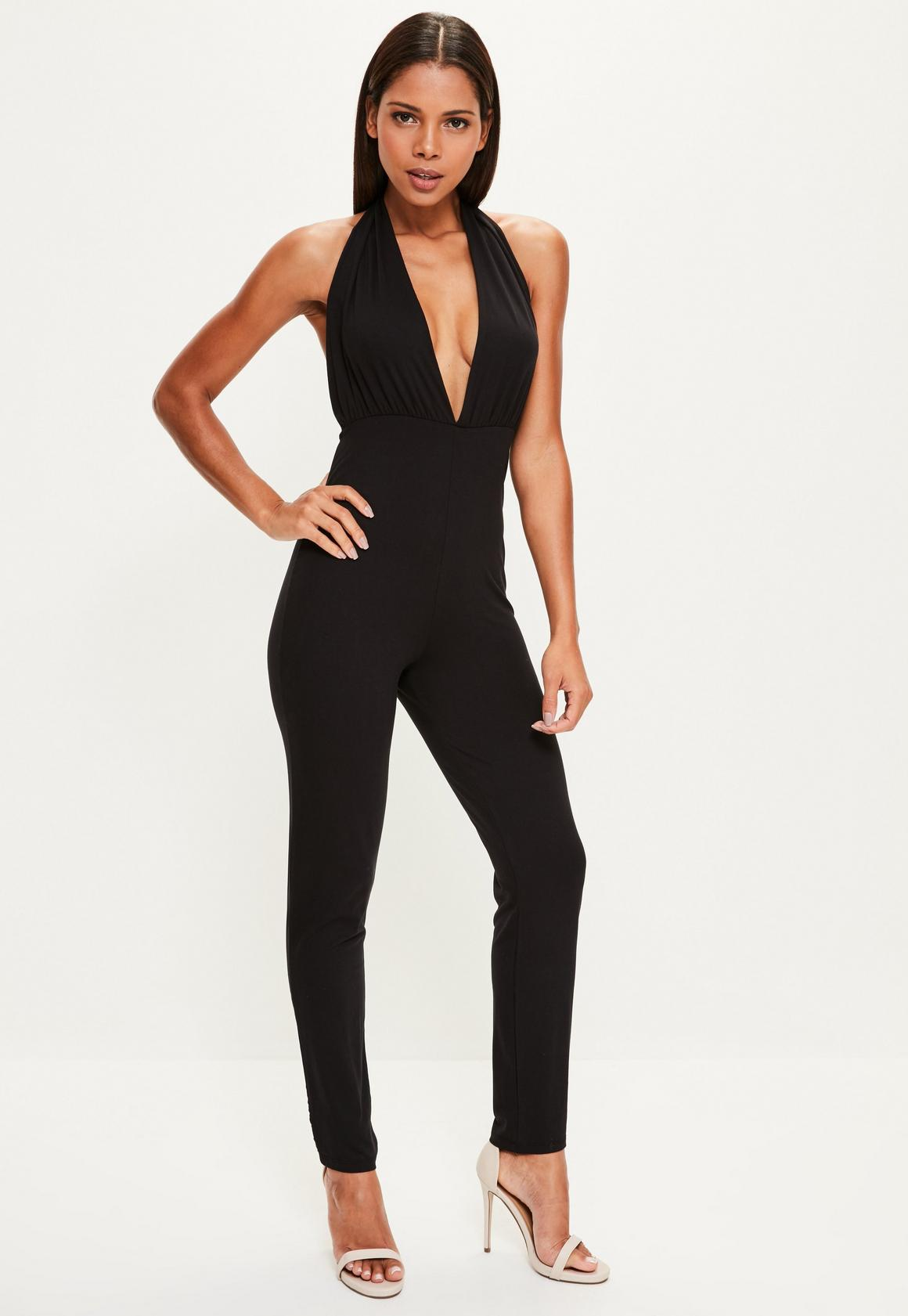 Evening Jumpsuits | Women's Going Out Jumpsuit - Missguided
