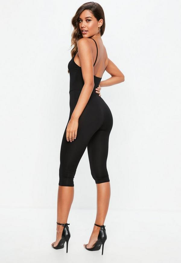 Bar 3 black dress jumpsuits