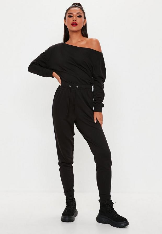 Missguided - Tracksuit Jumpsuit - 2