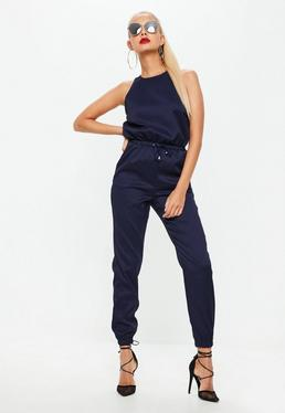 Long Sleeve Jumpsuits Jumpsuit With Sleeves Missguided