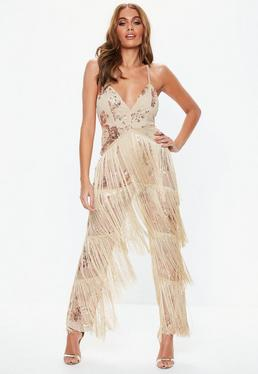 Fringe Tassel Dress