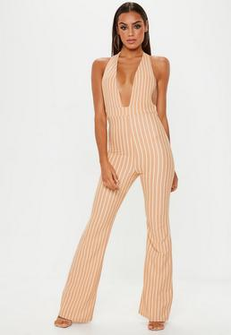 28f988699ca0 Nude Jumpsuits. Utility Jumpsuits. White Jumpsuits