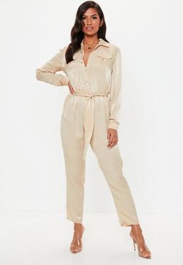 b53b5bb351e Long Sleeve Jumpsuits