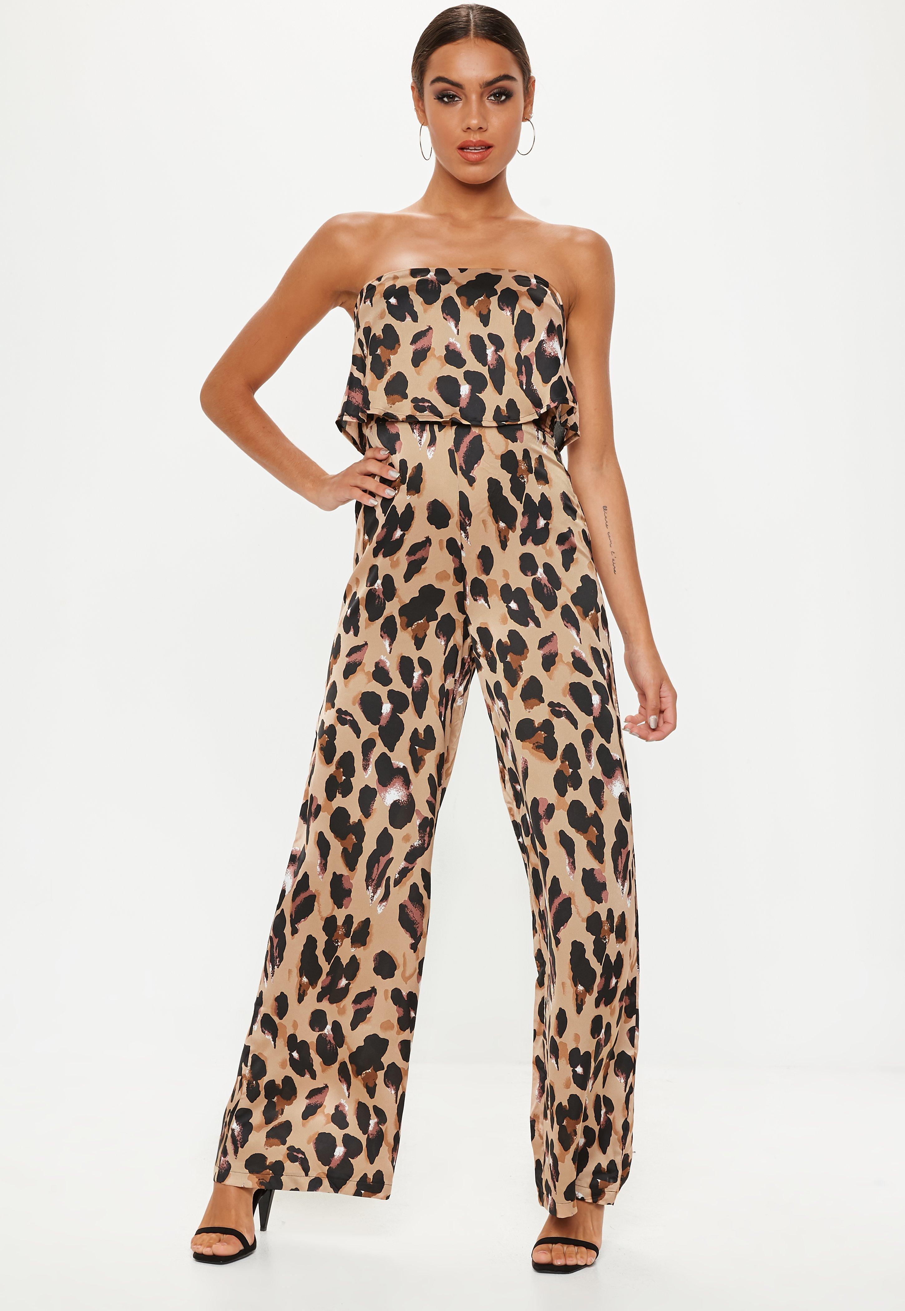 Animal Print Clothing | Animal Print Dresses & Tops - Missguided