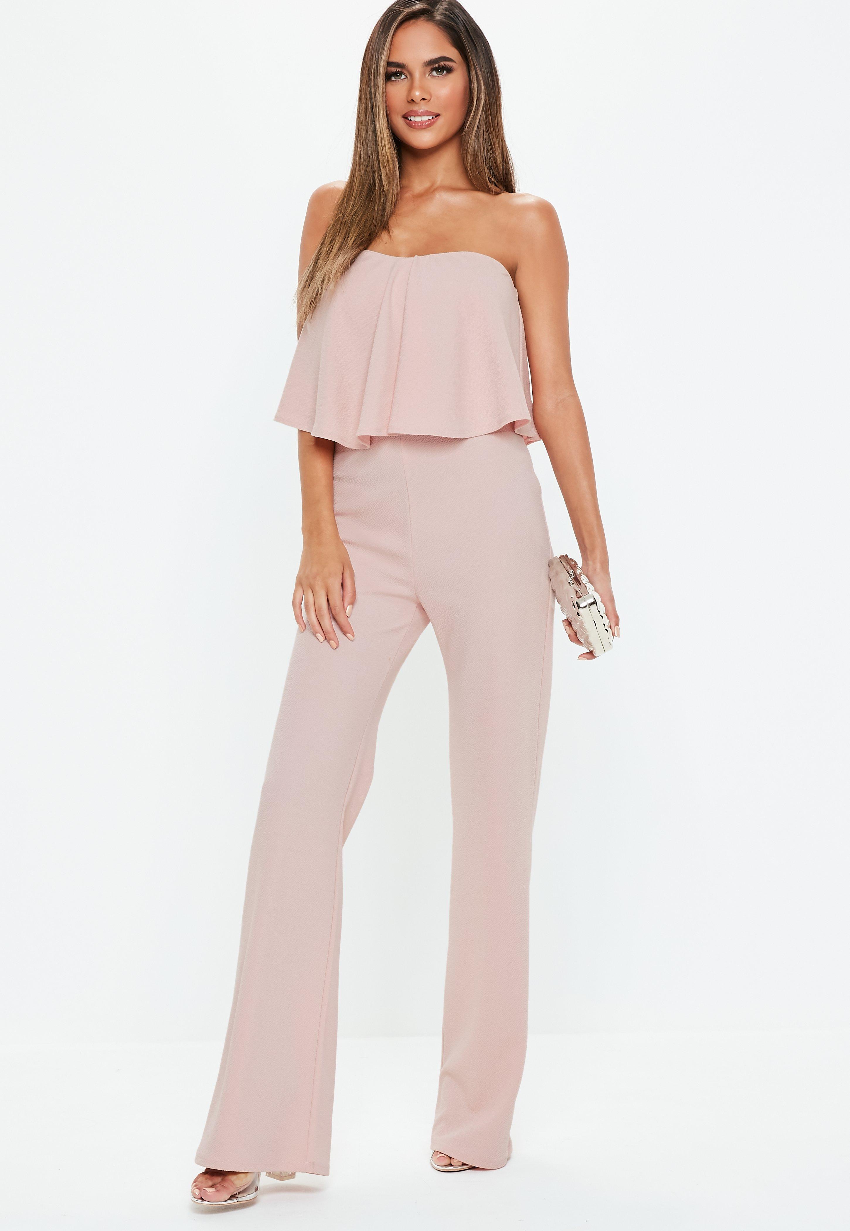 b55e31914aa Pink Jumpsuits