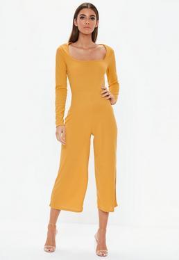 fe4c6bc971b Long Sleeve Jumpsuits