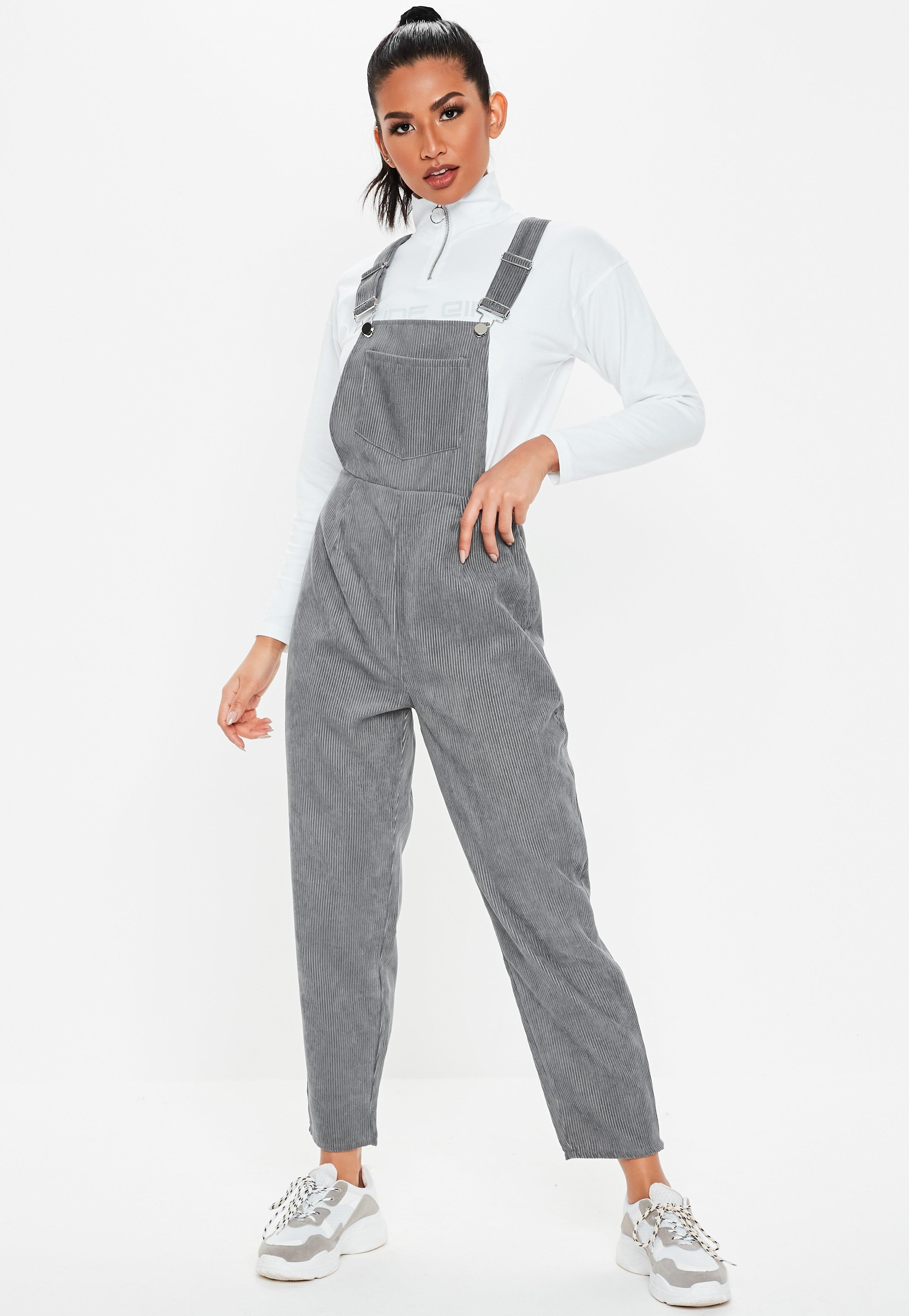 913926a5b0c Grey Jumpsuits